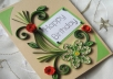 make you a beautiful hand made greeting card