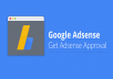 give you instructions to approved your adsense account approval 100% guaranteed.