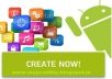 Show you how to create android apps without coding or using ADT SDK