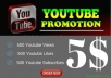 Perfect youtube promotion