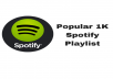 add your song to a popular Spotify Playlist