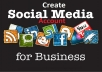 Create Top 25 Social Media Profiles For Your Business