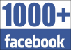 Add Real 1000+ Facebook Likes