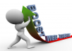 give you traffic software,unlimited targeted visits