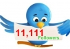 add More Than 11,111+ Followers on Your Twitter Account in 5 Hours Without Needing Yours Password