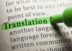 give translation services