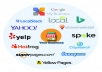 Do 40 Business listing in Best Local Citations Sites