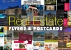 design a Selling real estate Flyer