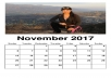 I will put your picture on any calendar month of your choice.