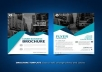 do professional logo,poster,flyer,brochure design in 2days