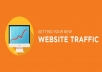 Drive 40000+ Targeted Website Traffic By Social Media