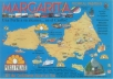 I will love to send you an Exclusive Collector Postcard From Margarita Island, Venezuela, a special illustrated beautiful postcard on this lovely and tropical island paradise of Venezuela in the Caribbean (big size: 22.5x15cm) with an America´s map showing the specific location of the island at the back. A special edition postcard for collectors and a great souvenir.