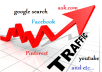 send you 7 days traffic from most search engines & social sites