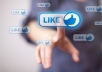 deliver 3500 Facebook post likes  - Promotion