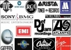 send one song to 3000 major record labels to get signed
