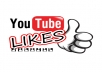 Add 500+ Real and Instant Youtube Likes