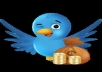 tweet your ad to my MORE THAN 14,000 FOLLOWERS