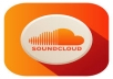 increase your number of plays and likes on soundcloud