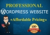 create-attractive-website with very lost cost the way you want