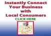 """give you """"Google Places for Local Businesses"""" PLR Lead Generation report."""