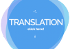 translate your document from Italian to English