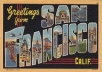 Send A Postcard From SF To Anyone In The World