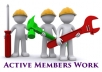 promote your Website to 15,000000 Google plus active members