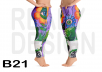 Sell pre made leggings design