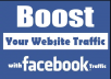 Share Your Link To 500k Facebook Fans