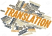translate 1000 words English/Arabic