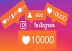 Deliver 1000 Instagram Followers, 2000 Instagram Video Views and 500 Instagram Likes