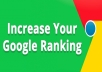Skyrocket Google Ranking - 100+ High PR Google Killer Backlinks For Website/Blog/Youtube Video