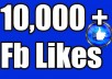 do 10,000 fanpage likes at cheapest rate,