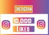 provide 10,000 Instagram post likes