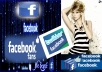 provide 100 San Diego based California HQ Facebook page likes