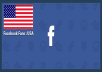 Provide you 100+ Genuine Stable USA Facebook Fan page likes