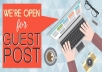 write and publish a guest post on Australia website write and publish a guest post on australia website