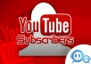 add 120 Germany, United Kingdom,France youtube subscribers permanent