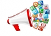 Promote your site, business, product or services to over 1,000,000