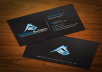 design double sided Creative and professional Business Card