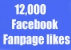 give you 12,000+ likes for your facebook page