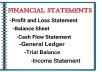 Prepare Monthly Financial Statements,Balance Sheet, Profit & Loss Statement