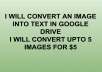If you need someone to convert a text image into a word document I will be happy to help. I will do upto 5 images for $5