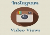Get Permanent Real-Instant 100,000+ Instagram Video Views