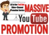 Promote Youtube Video To Get Real Traffic