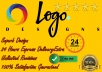 design awesome logo for your business in few hours