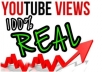 provide 5000 youtube views, real, instant.