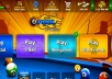 I will give you 50 Million 8 Ball Pool Coins in just $5 within 1 day.