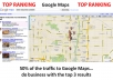 create 20 Google map citation to boost your local SEO ranking