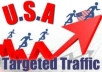 send traffic to your site from us and canada